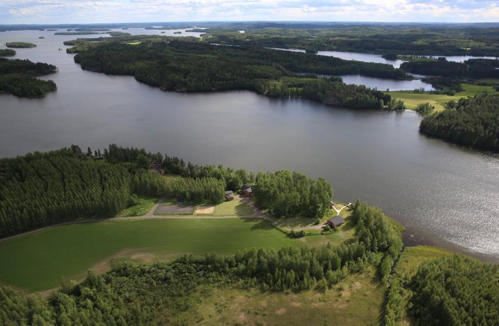 Коттеджи Muikkulahti ja Loikonsaari