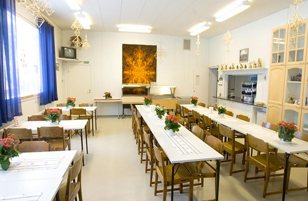 Центр активного отдыха Mikkolanniemi