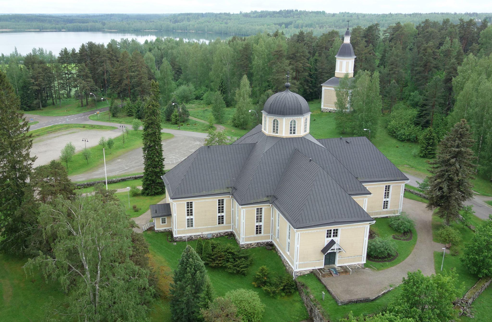 Церковь Париккала