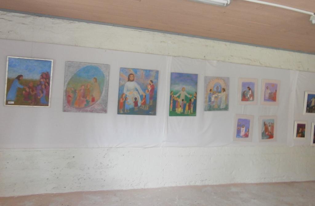 Детский Библейский парк
