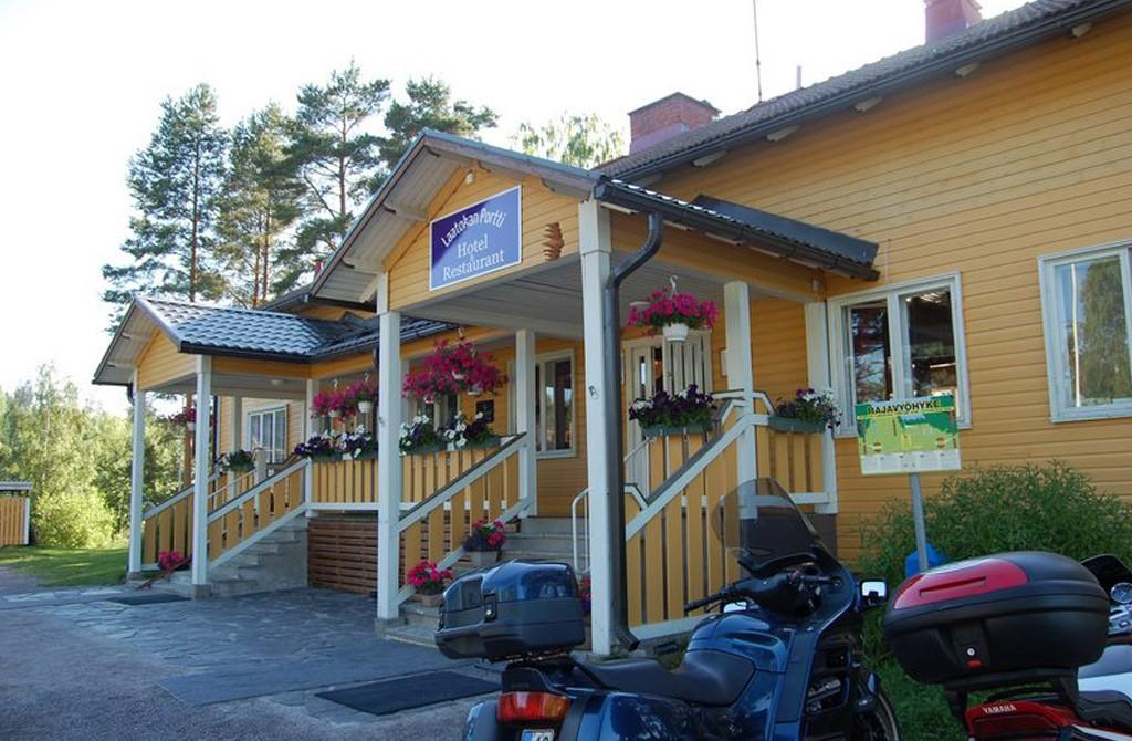 Отель Laatokan Portti