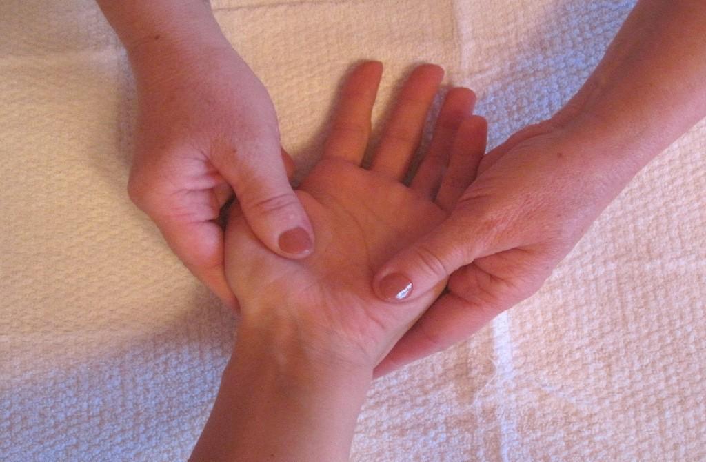 Рефлексотерапия Irman Vyöhyketerapia