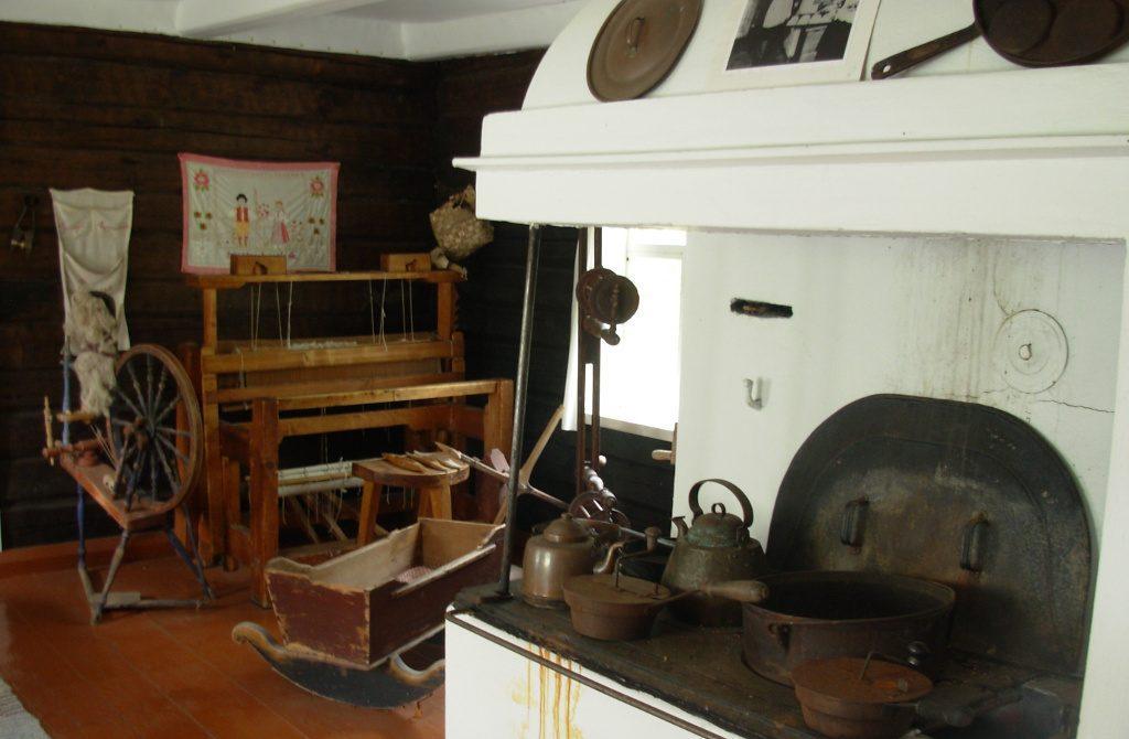 Краеведческий музей Париккала, дом Хаута-Олли