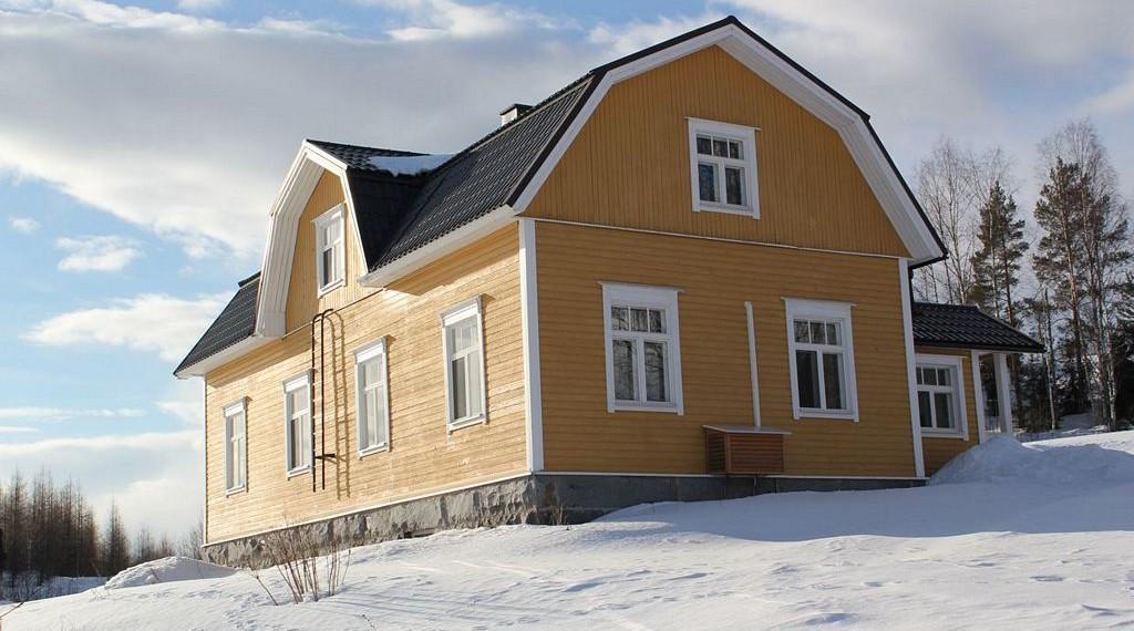 Гостевой дом Rinnehovi
