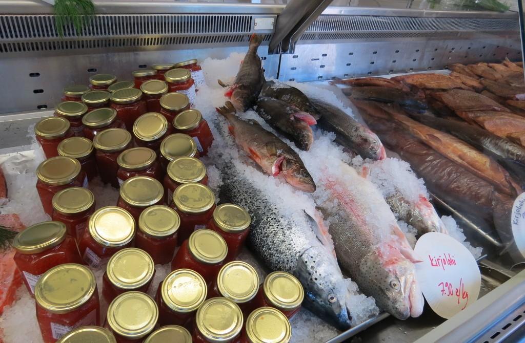 Рыбный магазин Pari Kalaa