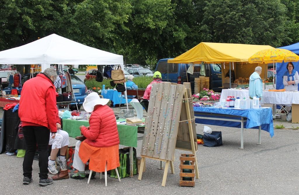 Рынки Париккала