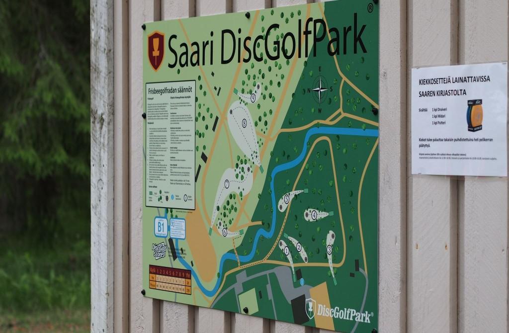 Фрисби гольф (диск-гольф)
